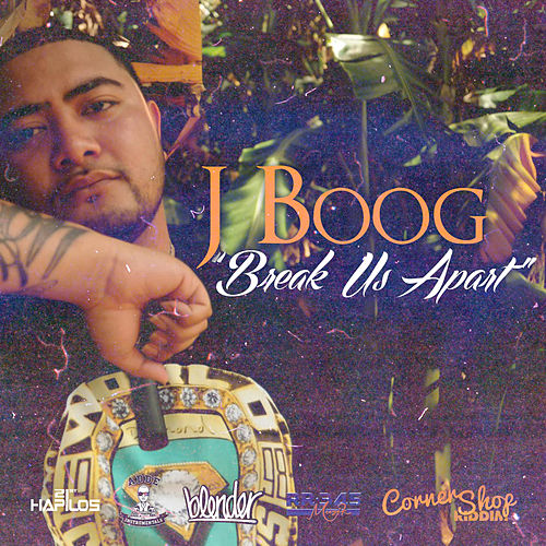 Break Us Apart - Single by J Boog