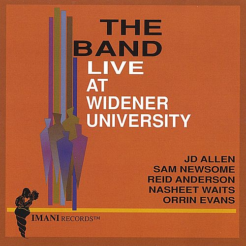 Live At Widener University by Orrin Evans