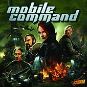 Mobile Command Original Soundtrack - EP by Greg Rahn