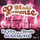En Vivo...Desde Guanajuato, Vol. 1 by Banda Yurirense