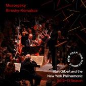 Musorgsky, Rimsky-Korsakov by New York Philharmonic
