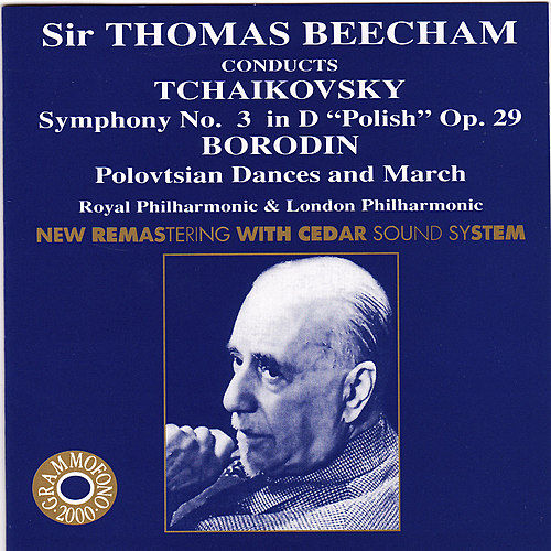Tchaikovsky: Symphony No. 3 in D 'Polish' Op. 29 by Various Artists