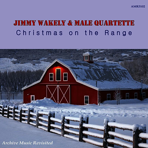 Christmas on the Range by Jimmy Wakely