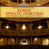 Rossini Operatic Overtures: Orchestral Favourites Vol. X by Scottish Chamber Orchestra