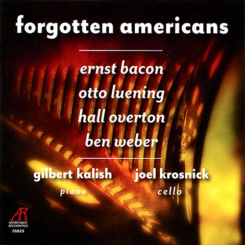 Forgotten Americans by Gilbert Kalish