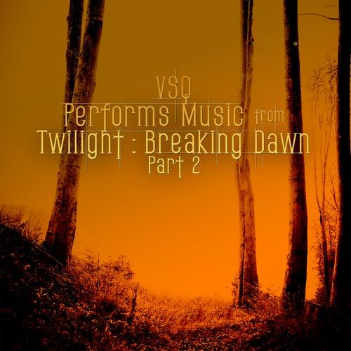 Vitamin String Quartet Tribute to Twilight Breaking Dawn Part 2 by Vitamin String Quartet