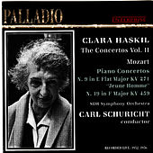 Mozart: The Concertos Vol. II by Clara Haskil