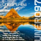 Keep The Change / It Brought Me To You - Single by Tommy Johnson