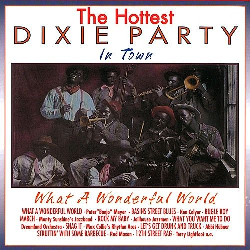 The Hottest Dixie Party In Town - Volume 5 by Various Artists