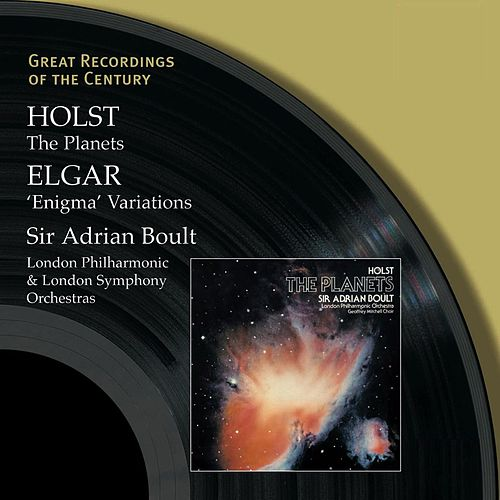 Holst: The Planets - Elgar: 'Enigma' Variations by Sir Adrian Boult