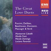 The Great Love Duets by Various Artists