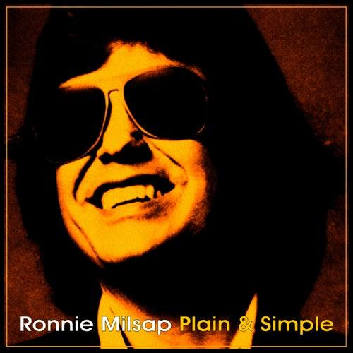 Plain & Simple by Ronnie Milsap