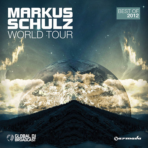 World Tour - Best Of 2012 / Live from Ruby Skye, San Francisco (Mixed Version) by Various Artists