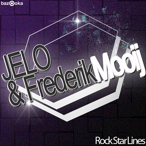 Rock Star Lines by Jelo