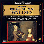 Waltzes by Johann Strauss, Jr.