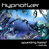 Sparkling Forest / 1-Digitalis by Isaak Hypnotizer