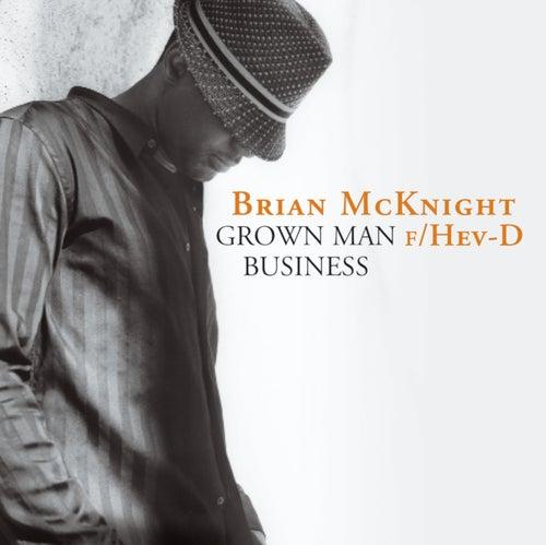 Grown Man Business by Brian McKnight