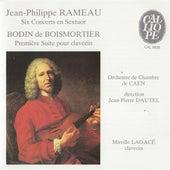 Rameau: Six Concerts en Sextuor by Mireille Lagace