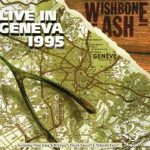 Live In Geneva 1995 by Wishbone Ash