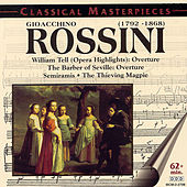 William Tell (Opera Highlights), The Barber Of Seville... by Gioachino Rossini