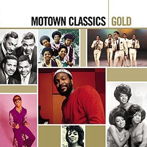 Motown Classics: Gold by Various Artists