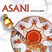 Rattle & Drum by Asani (Native American)