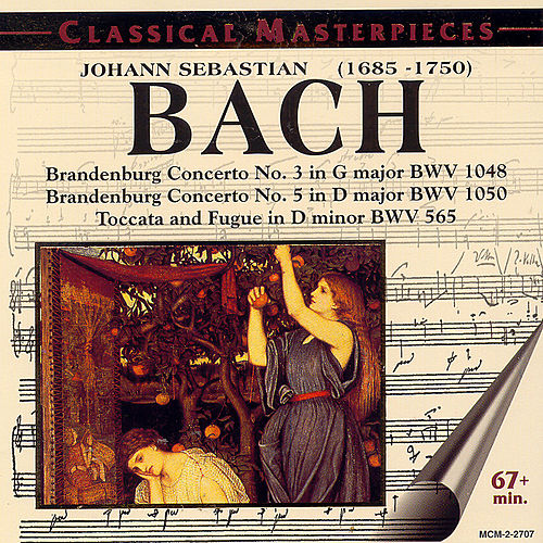 bachs brandenburg concerto no 5 Brandenburg concerto no 5 (3rd movement: allegro) by j s bach (1685–1750)  no claim is made as to the accuracy or the factual,.