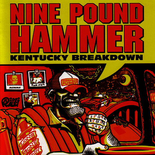 Kentucky Breakdown by Nine Pound Hammer