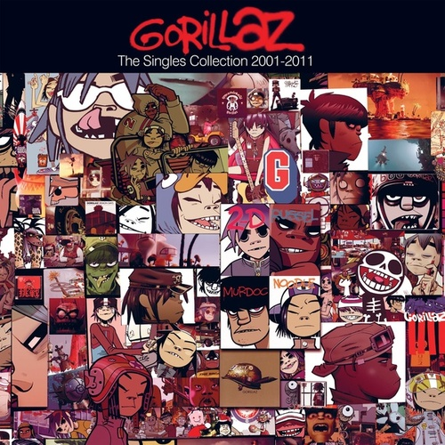 The Singles Collection 2001-2011 by Gorillaz
