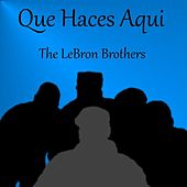 Que Haces Aqui by The Lebron Brothers