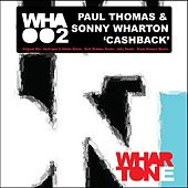 Cashback by Paul Thomas