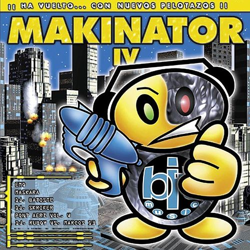 Makinator Iv by Various Artists