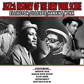 Jazz:A History Of The New York Scene - Ellington , Gillespie , Hawkins , Monk von Various Artists