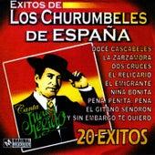 Exitos de Los Churumbeles de España by Juan Legido