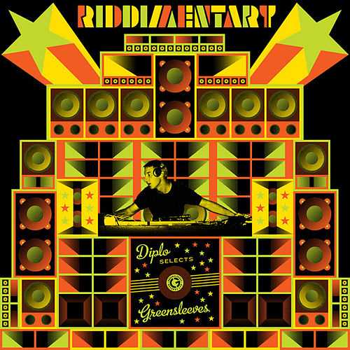 Riddimentary: Diplo Selects Greensleeves by Various Artists