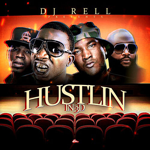 Hustlin in 3d by Various Artists