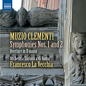 Clementi: Symphonies Nos. 1 & 2 by Rome Symphony Orchestra