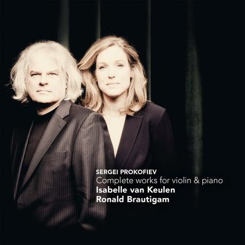 Prokofiev: Complete works for violin & piano by Isabelle van Keulen