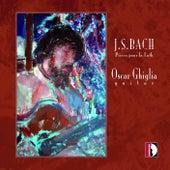 Johann Sebastian Bach: Pièces pour luth by Oscar Ghiglia