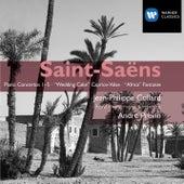 Piano Concertos 1-5 etc. by Camille Saint-Saëns