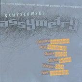 Assymetry by Zbigniew Namyslowski