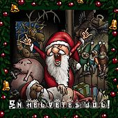 En Helvetes Jul by Various Artists