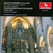 The Complete Organ Works, Vol. 11 by Johann Pachelbel