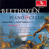Sonatas For Piano and Cello by Ludwig van Beethoven