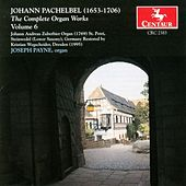 The Complete Organ Works, Vol. 6 by Johann Pachelbel