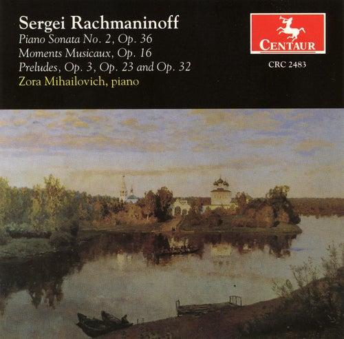 Sonata No. 2, Etc. by Sergei Rachmaninov