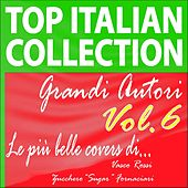 Top italian collection grandi autori, vol.6 (Le più belle covers di vasco rossi e zucchero