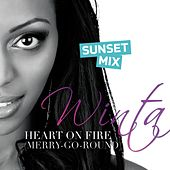 Heart On Fire (Merry-Go-Round) - Sunset Mix by Winta