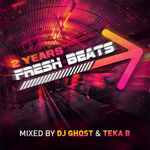 2 Years Fresh Beats by Various Artists