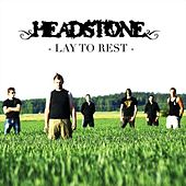 Lay to rest by Headstone